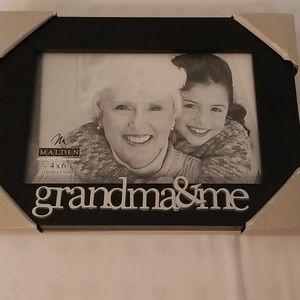 Grandma & Me Frame